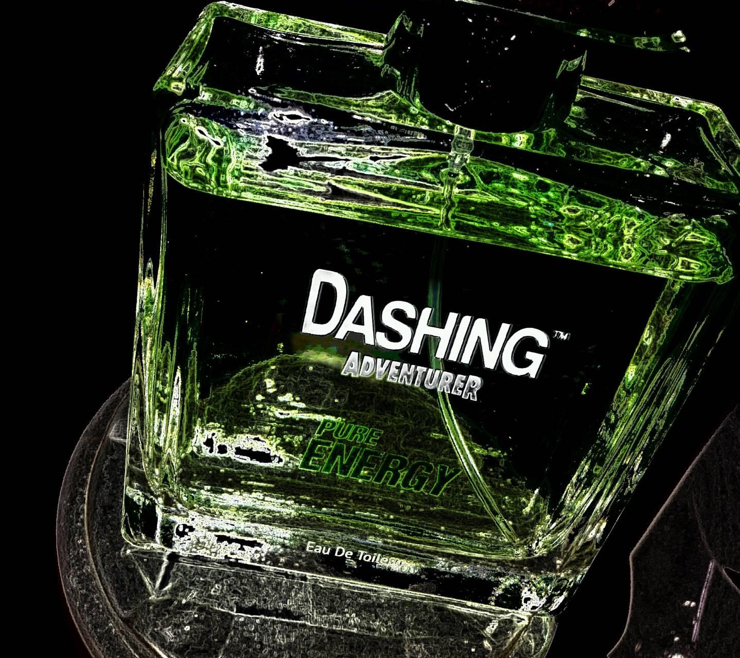Dashing perfume
