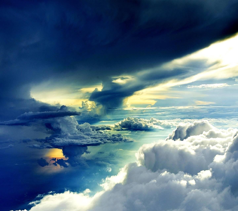 clouds----------