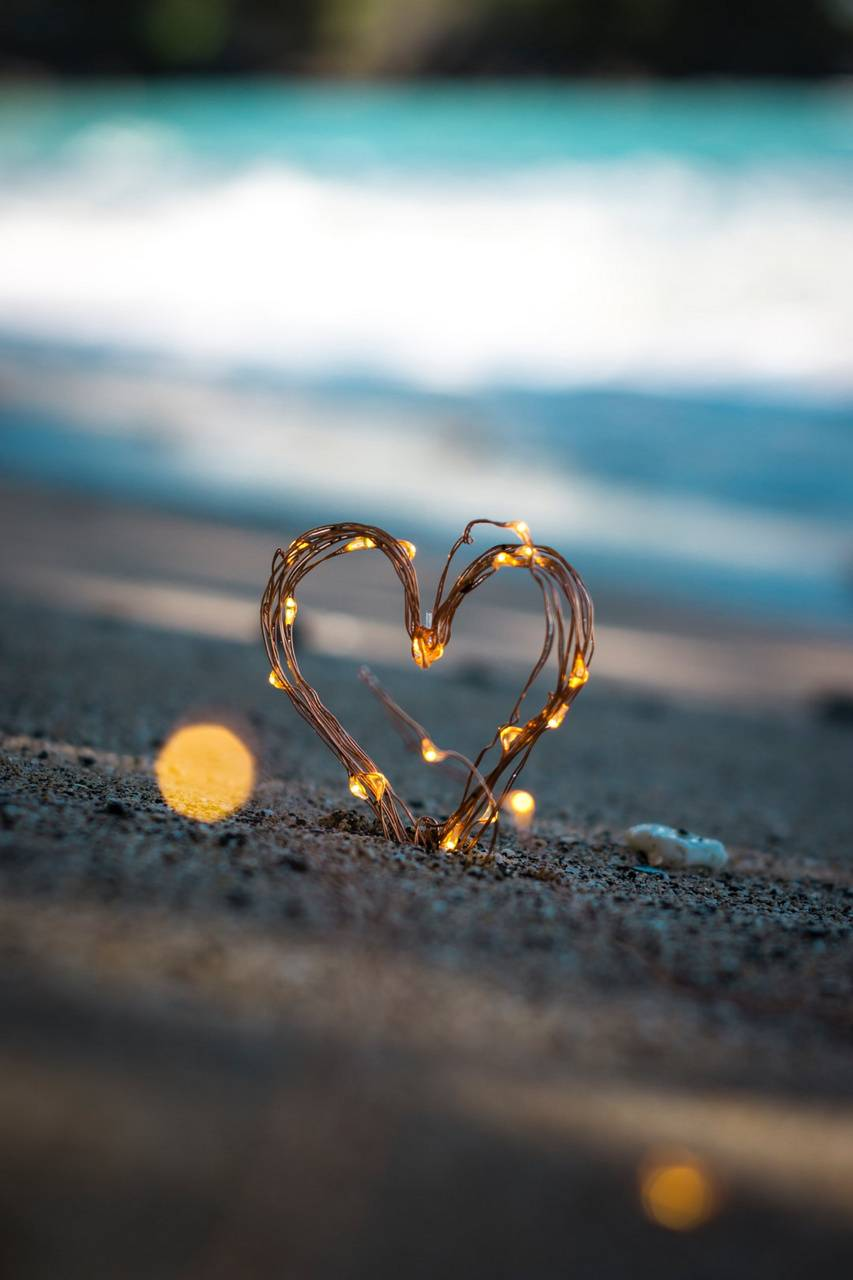 Fairylight Heart