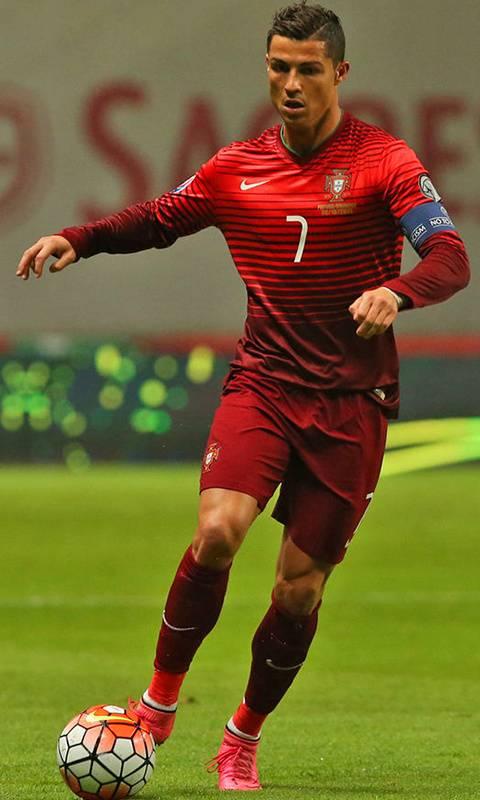 Cristiano Ronaldo PT