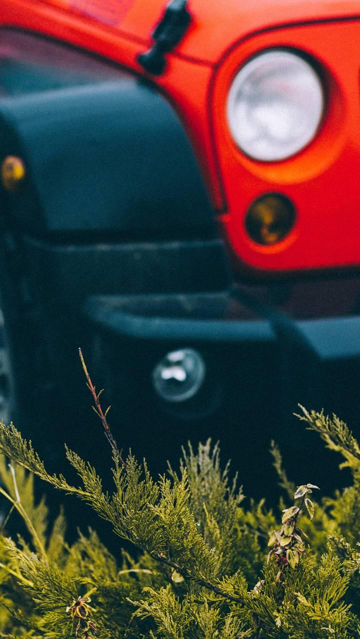 Jeep Headlight