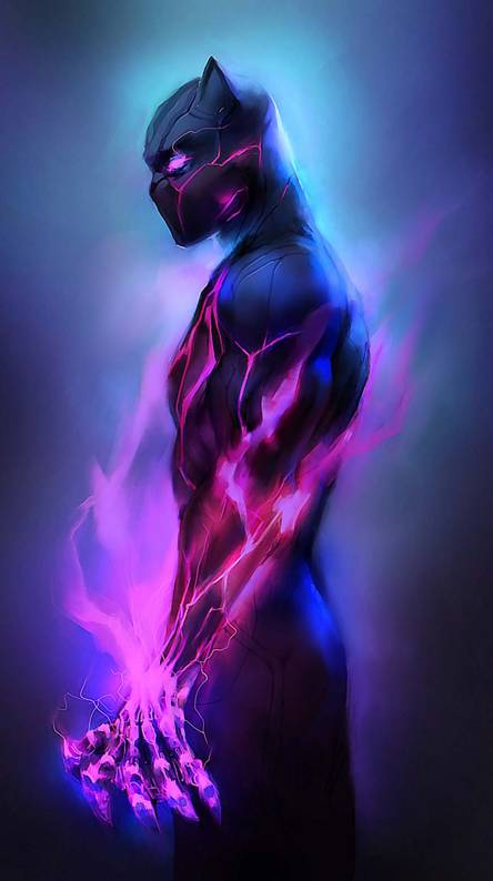 Trending wallpapers. black panther