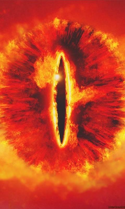 The Eye Of Sauron Wallpaper By Vegeta 020 C3 Free On Zedge