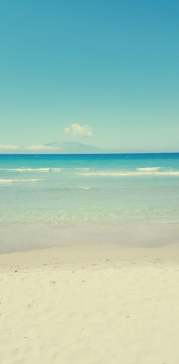 Zante beach
