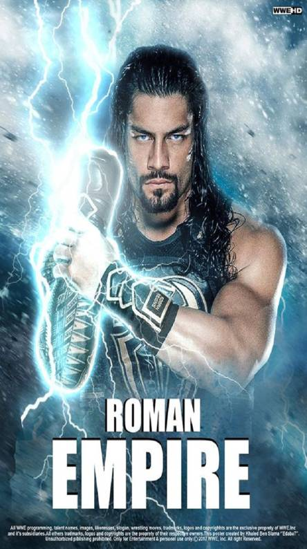 Roman Reigns Wallpaper Download Zedge