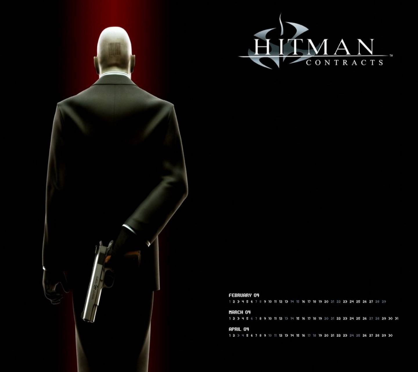 Hitman Contract Wallpaper By S Ad Free On Zedge