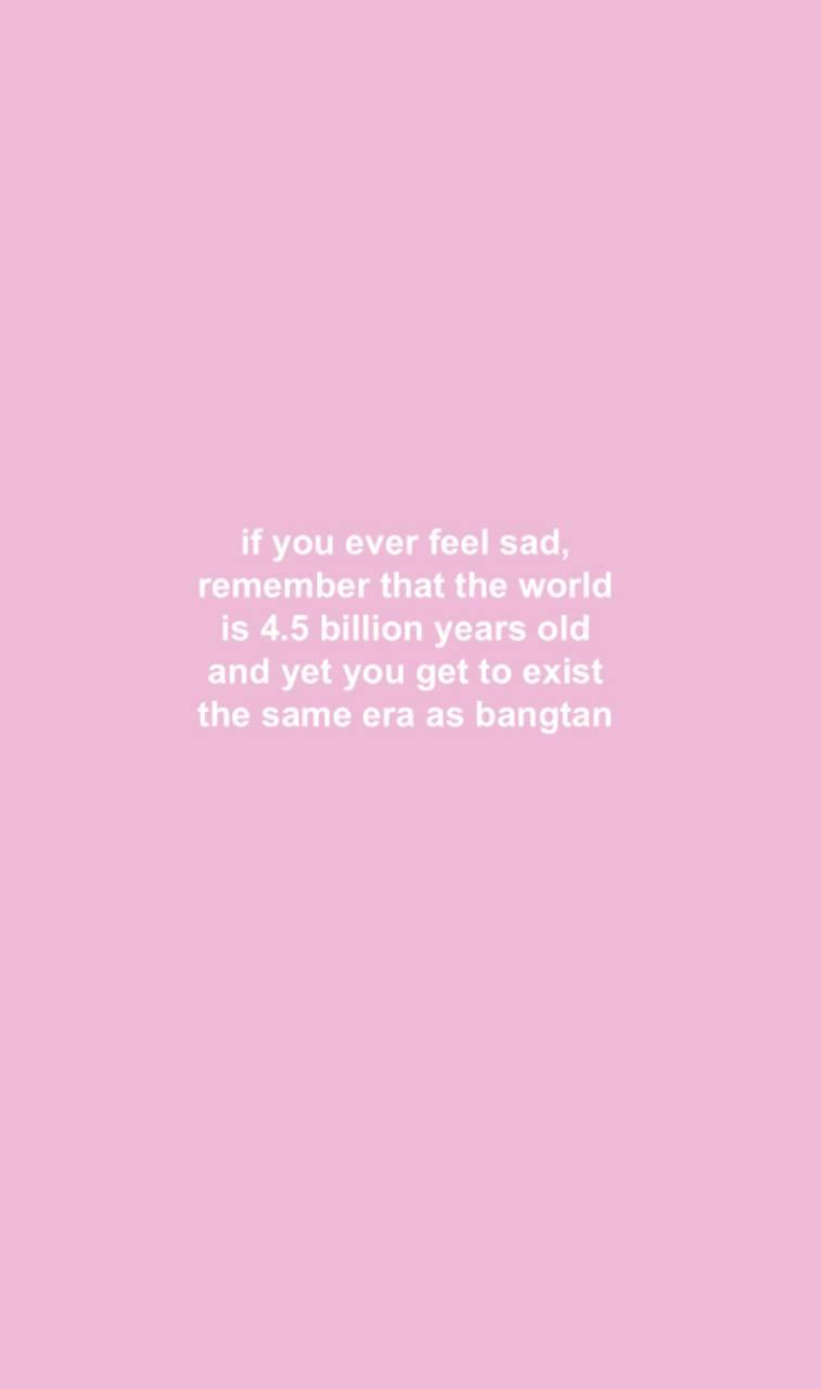 If You Feel Sad BTS