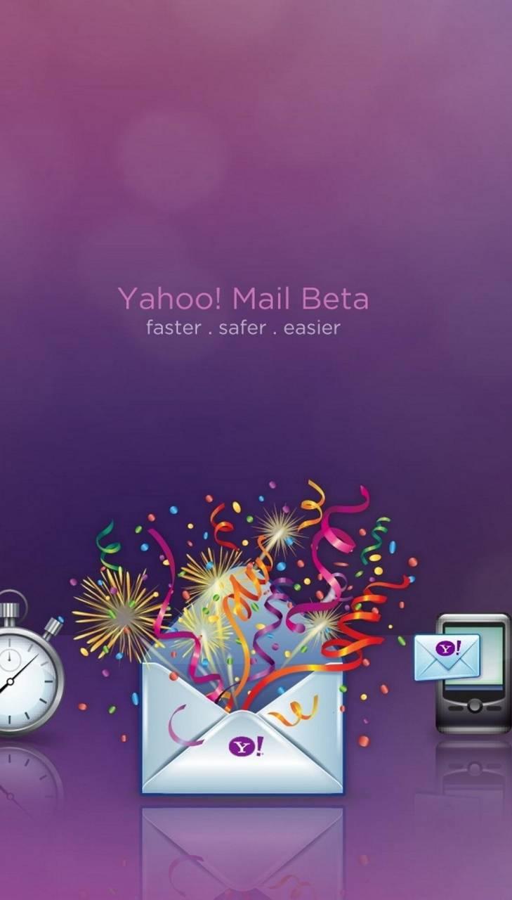 Yahho Mail Beta