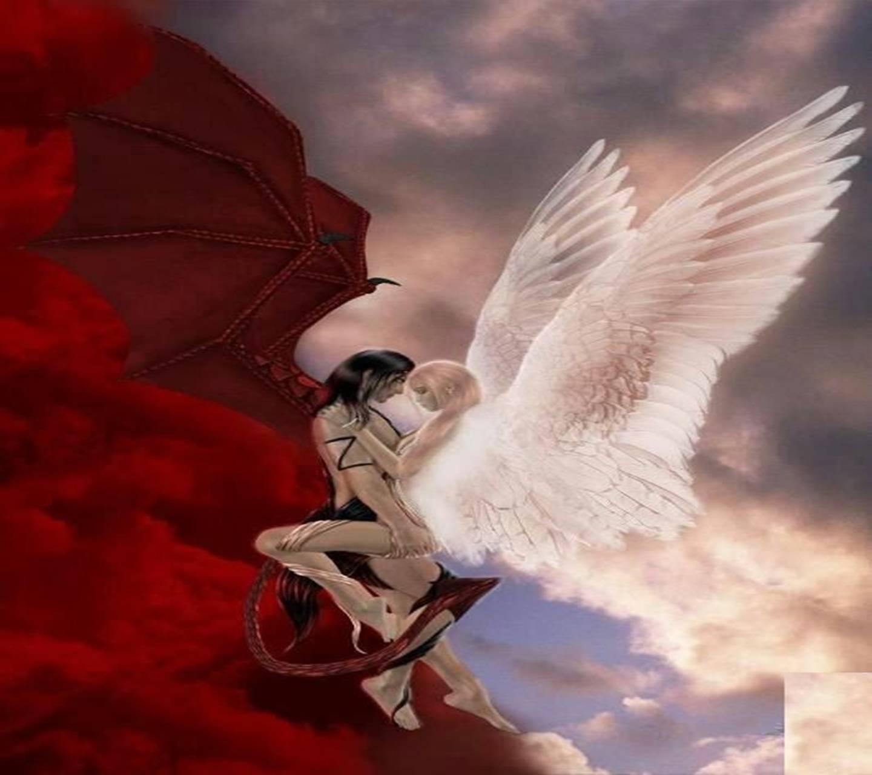 Angel Y Demonio 003