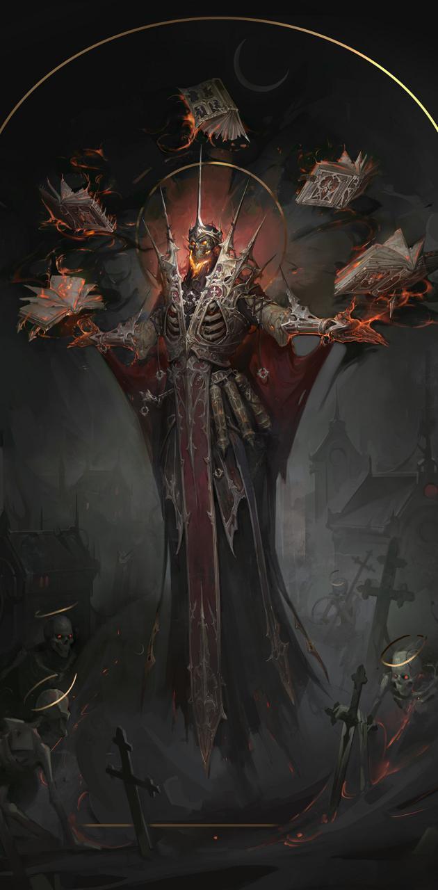 Wizard Skeleton