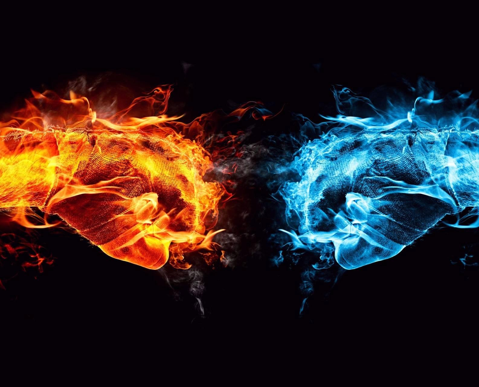 Fire Ice Fist