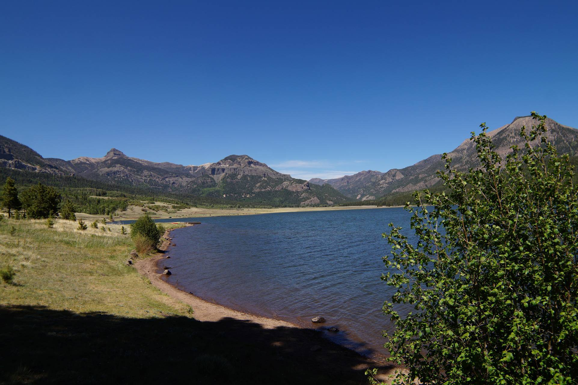 Colorado lake