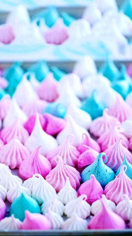 Pastel candies
