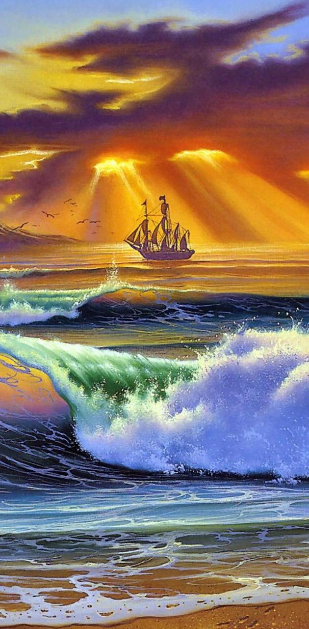 Ship Landscape