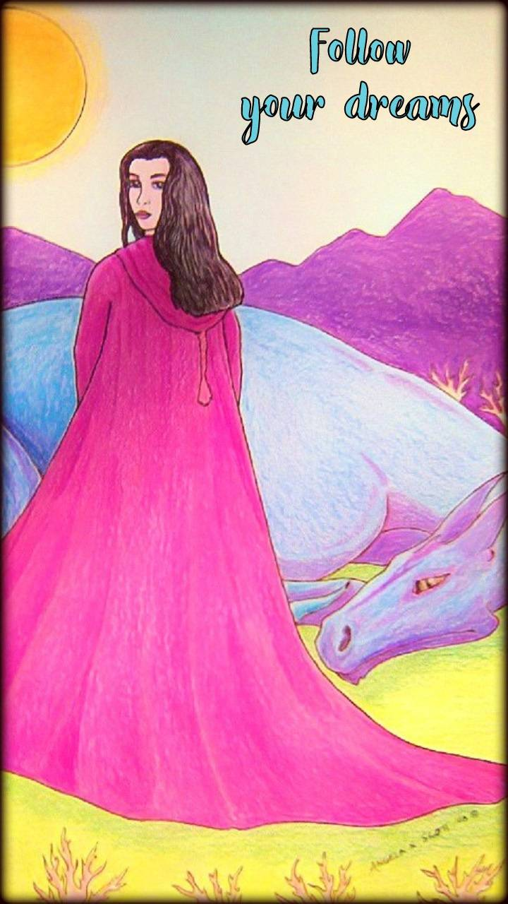 Dragon Dreams Girl