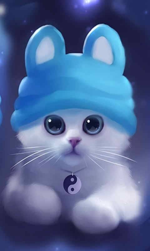 Cute Kitty Wallpaper By Sonia 91 Free On Zedge