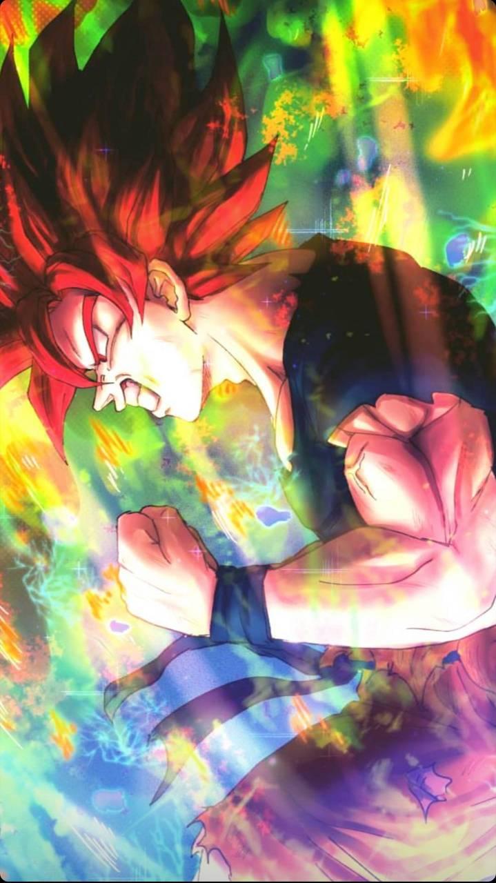 Goku god