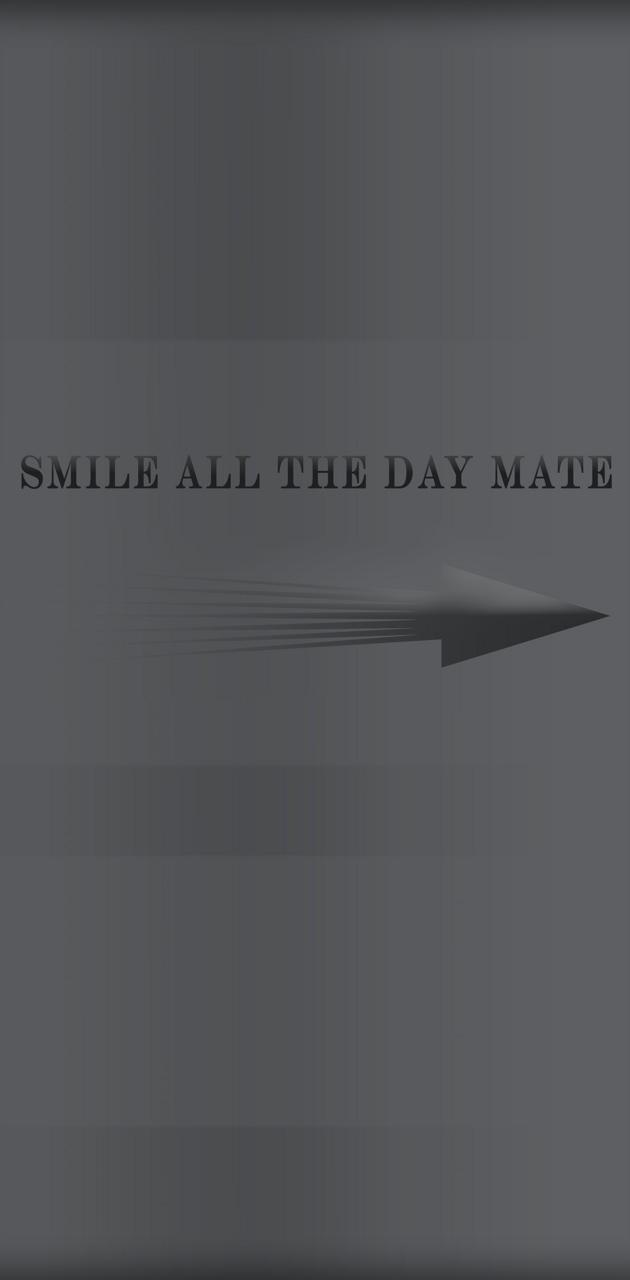 smile all the day