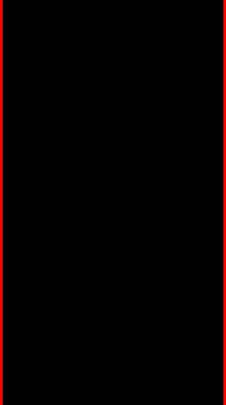 Edge Lighting Red