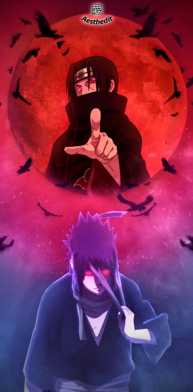 Itachi X Sasuke