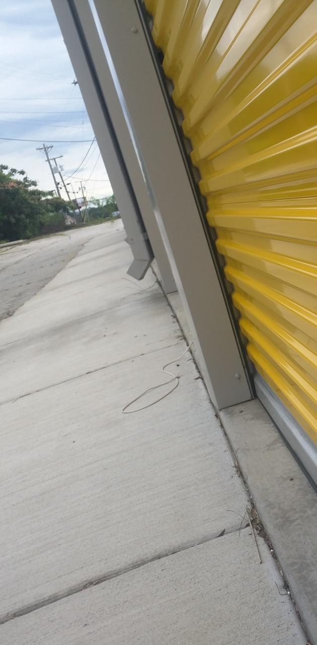 Storage Door
