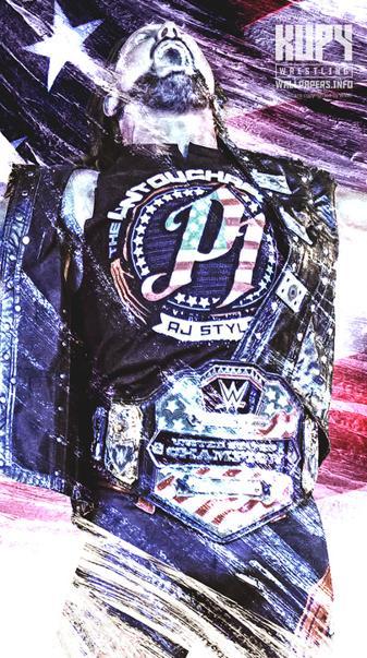 AJ Styles USA