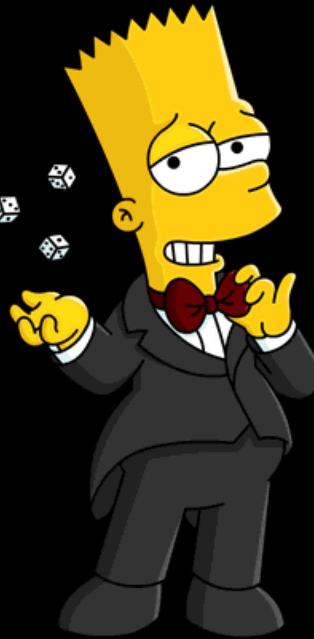 Bart rolls for 7