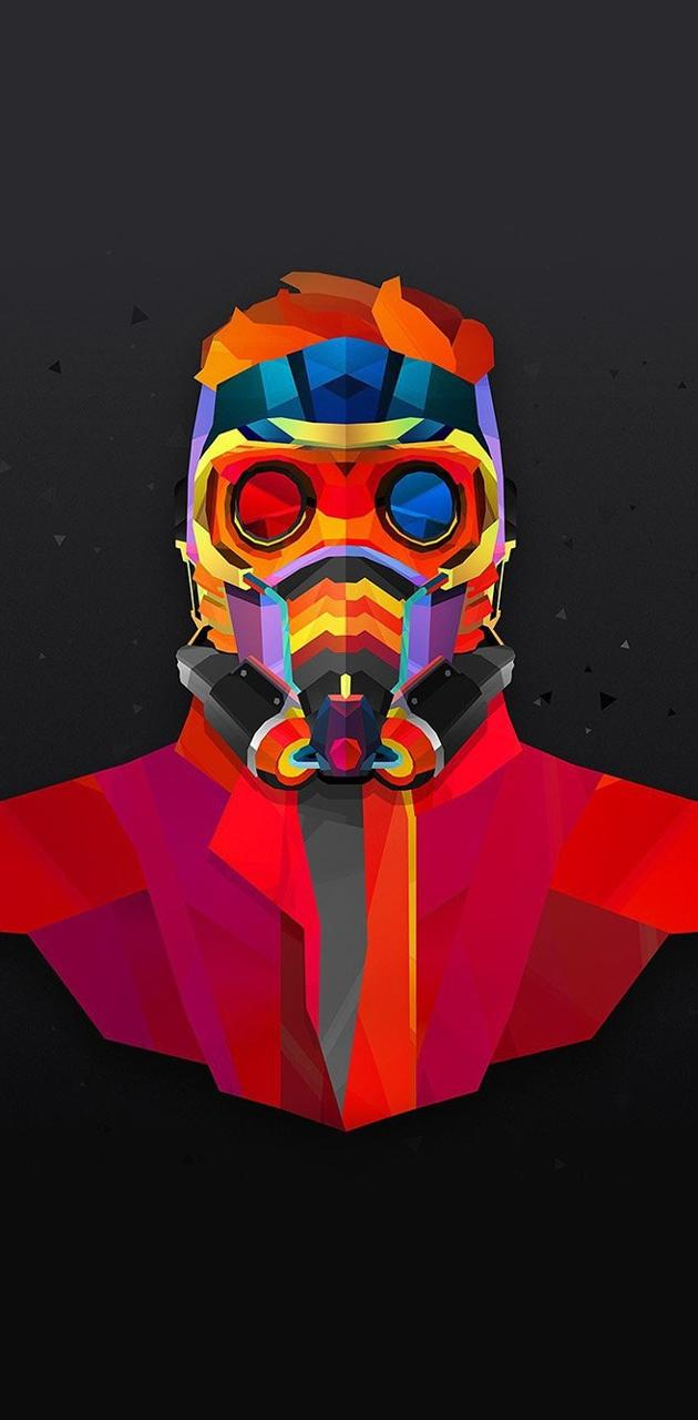 Star lord neon