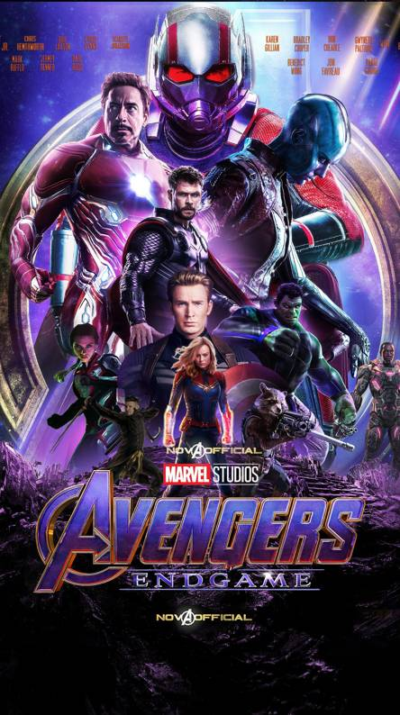Avengers Endgame Iphone Wallpaper Play Movies One