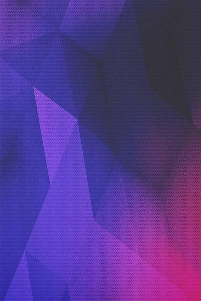 Violet hues