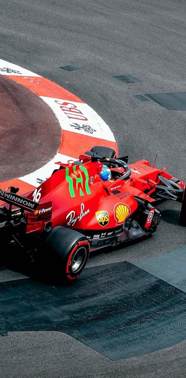 F1 2021 ferrari