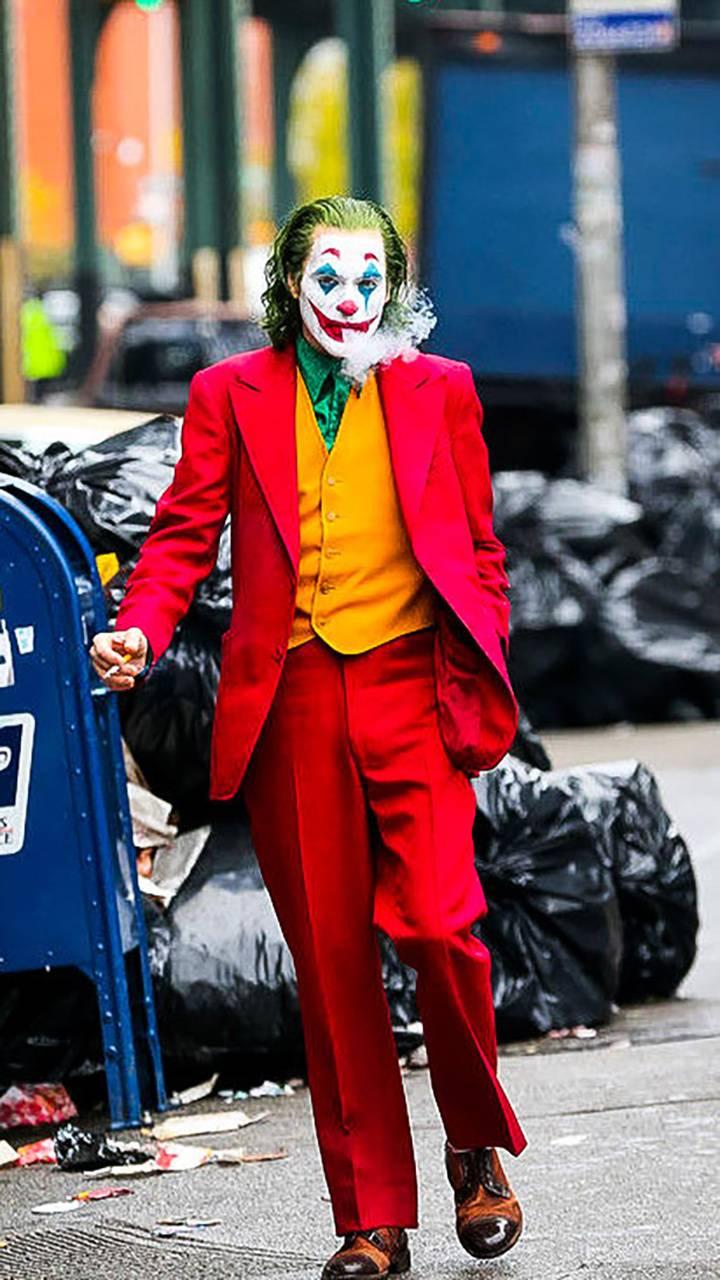1080p Images: Joker Joaquin Phoenix Wallpaper Zedge