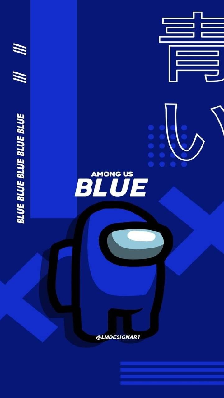 Tripulante-azul