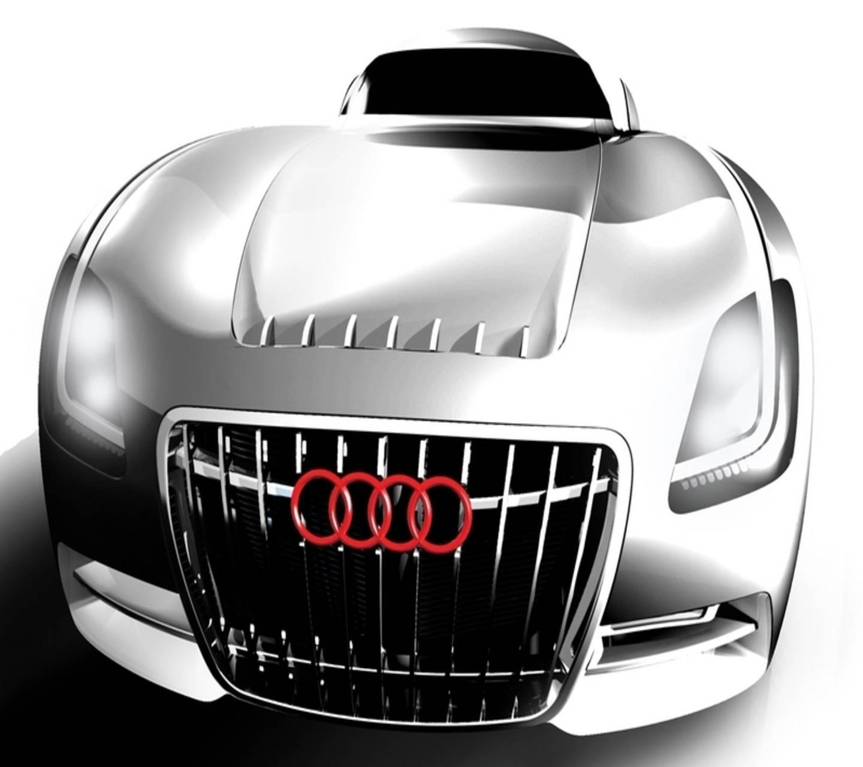 Sporty Audi