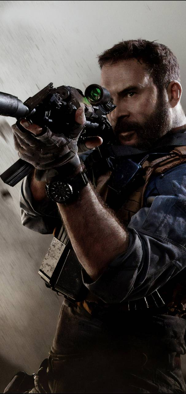 Captain Price Wallpaper By Camsooner1 7b Free On Zedge