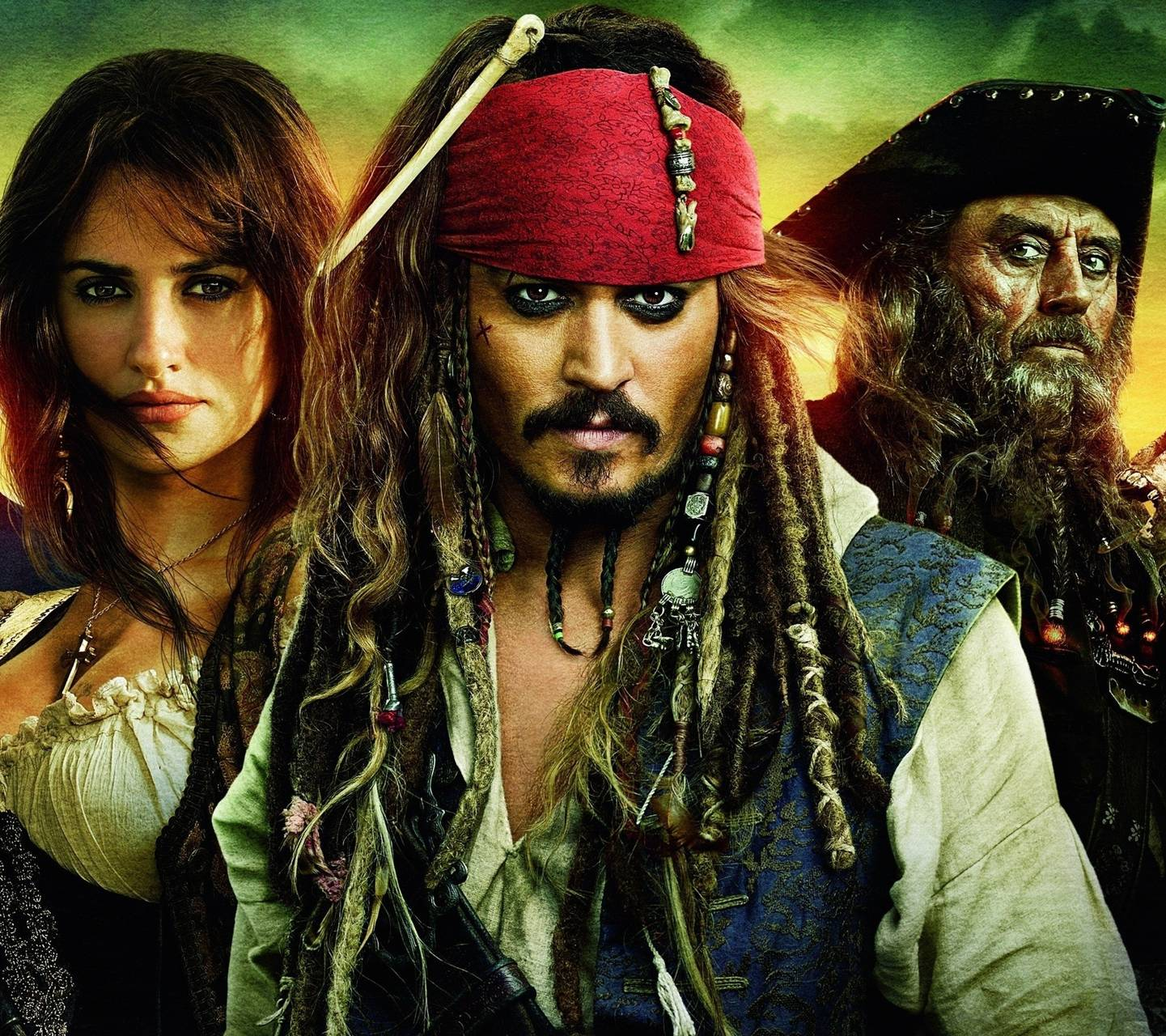 Pirates Of The Carib