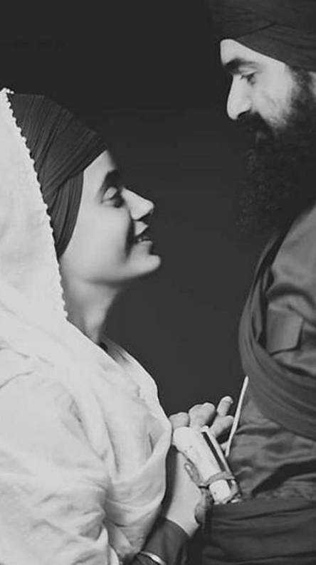 Sikh Couples
