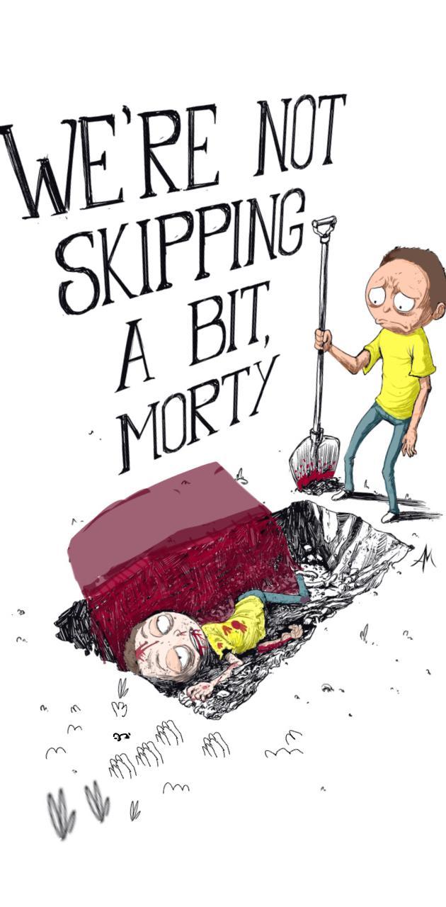 Meet Dead Morty
