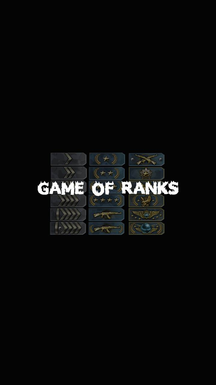 Game of Ranks