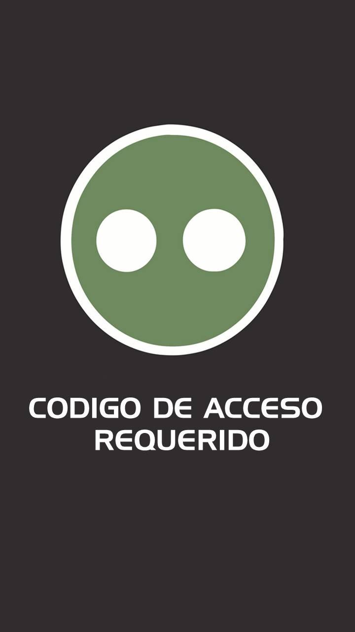 Codigo de acceso