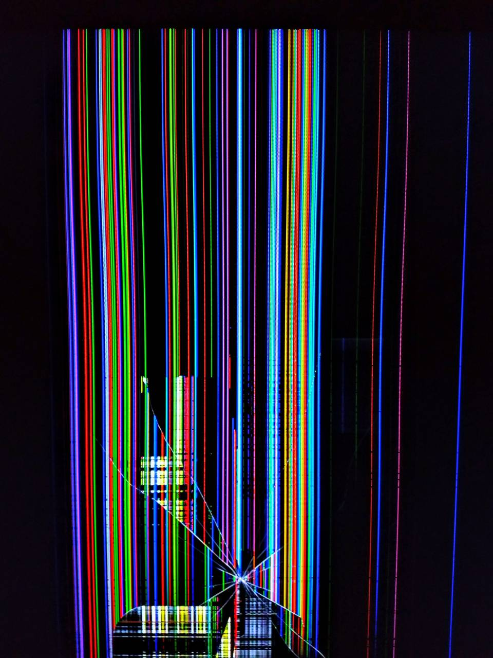 Broken screen wallpaper by 72019 - 02 - Free on ZEDGE™