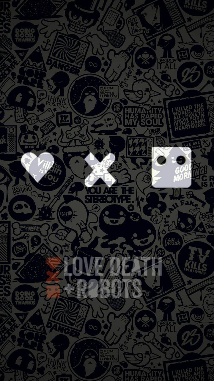 Love Death Robots Wallpaper By 5h1z1k 15 Free On Zedge