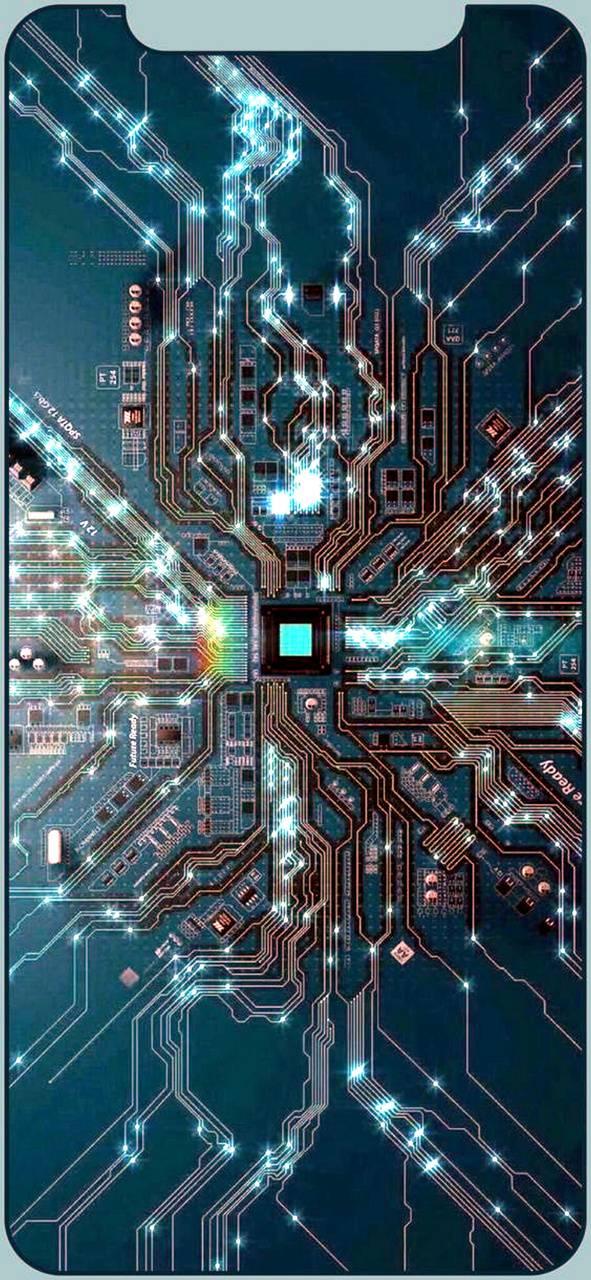 Circuit Board Wallpaper By Prankman93 9a Free On Zedge