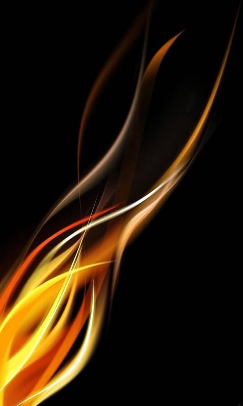 Colored Flame