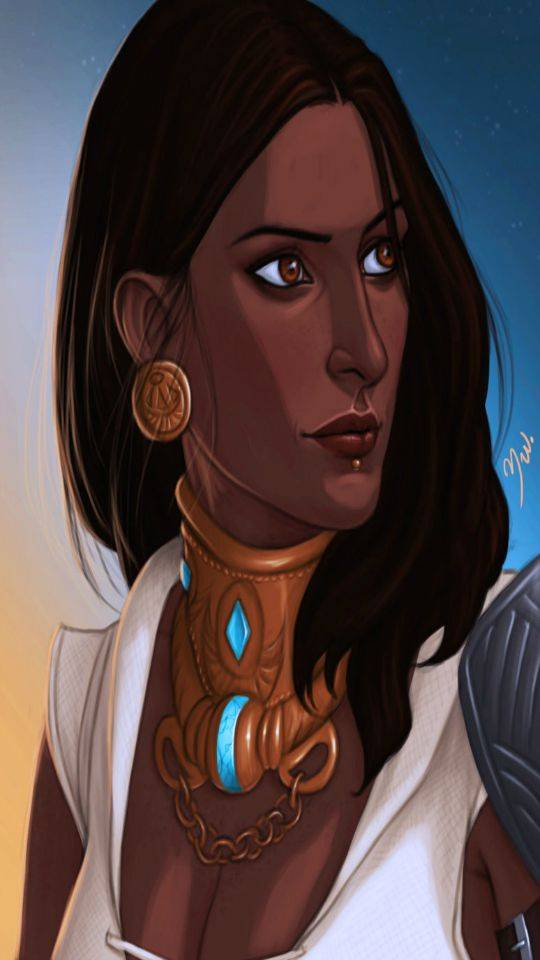 Isabela Dragon age