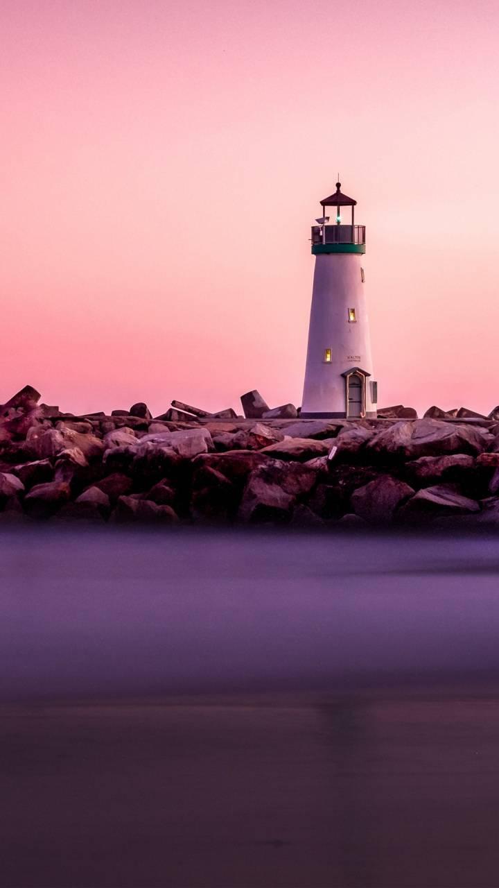 Lighthouse Sunset 5K