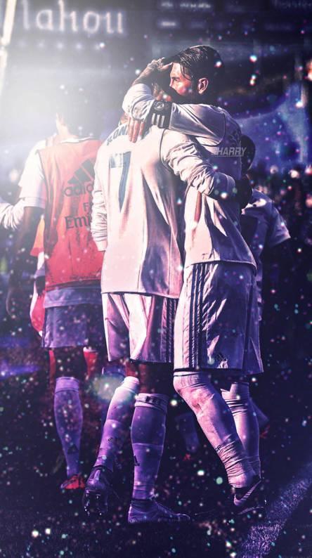 Ramos and Ronaldo