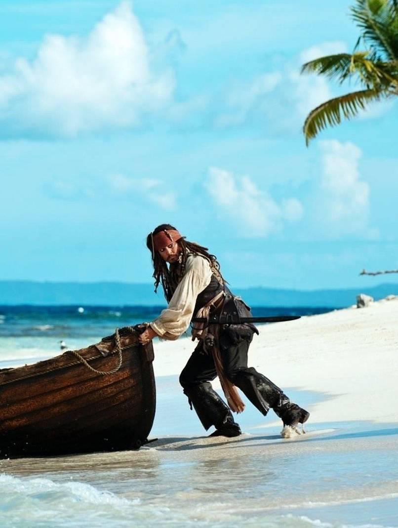 Captain Sparrow 10