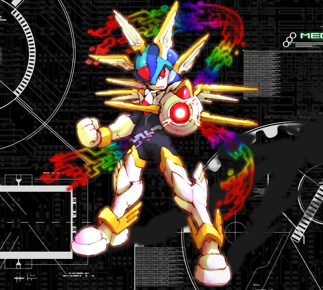 Megaman Rockman