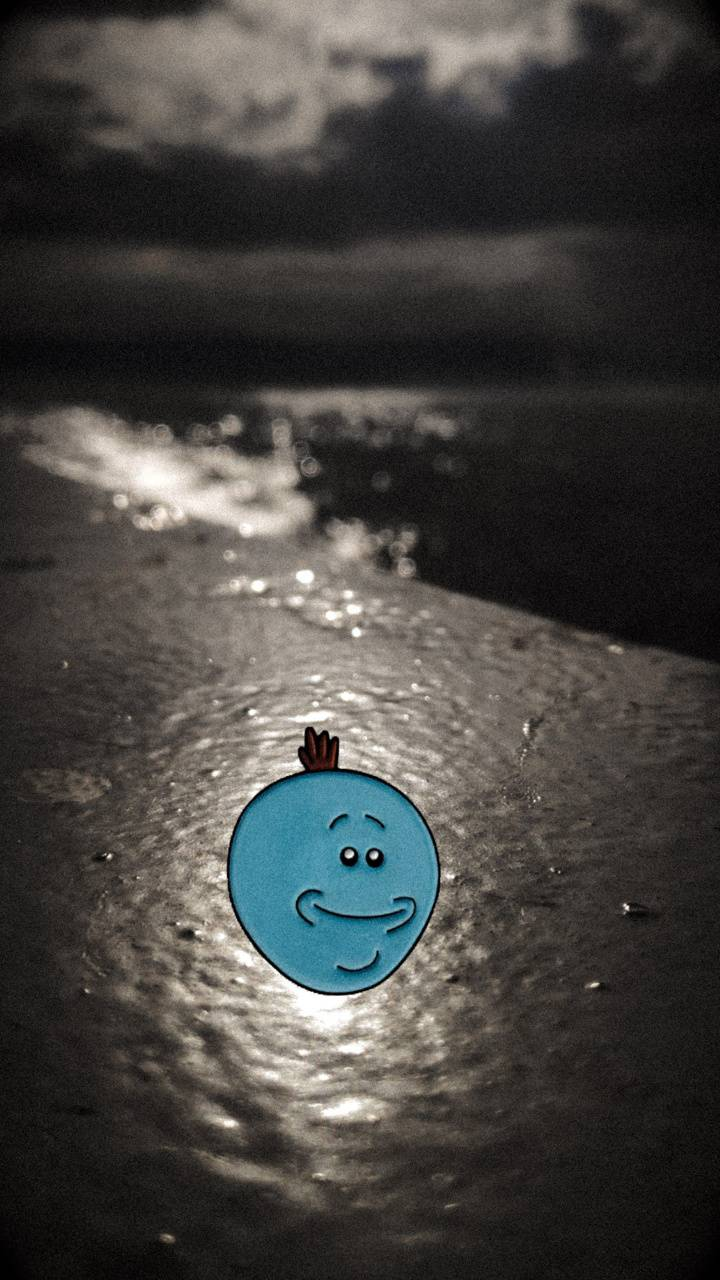 Mr Meeseeks Wallpaper By Lbeastl E9 Free On Zedge